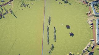 Man vs Arrow