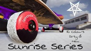 Dishonour Wheels Sunrise Series