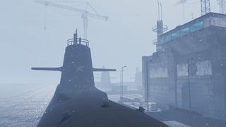 MW2 Sub Base