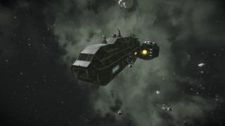 Rampart, Heavy Defense Frigate(complete)