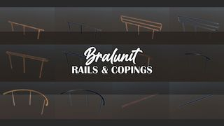 XXL Map Editor DLC - Bralunit RailsnCopings