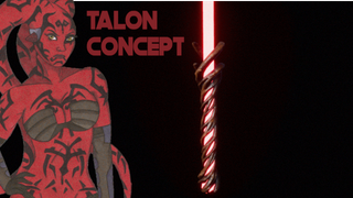 Darth Talon (Concept Saber)