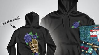 """""""Death Threats Don't Scare Me"""" Hoodie"""