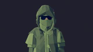 Ghillie Suit Sniper