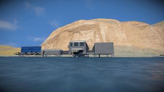 Main Base (Pressurized) Starter