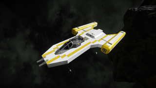 Star Wars BTL-B Y-Wing (Final Version)