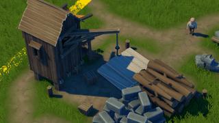 Efficient Resources Storage
