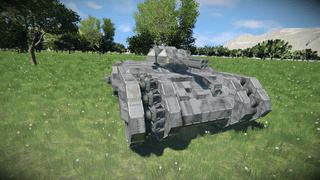 Hyperion II heavy tank