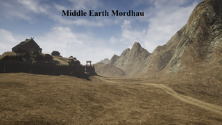 Middle Earth Mordhau