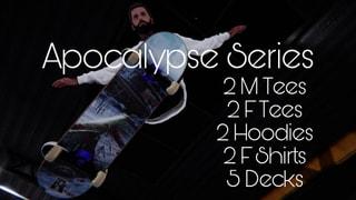 Rhythmic Skateboards Apocalypse Series