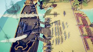 Battle for BlackBeards Treasure
