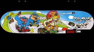 Deathwish Jamie Foy Pig Pursuit (Mario Kart)
