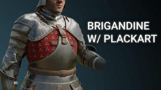 Brigandine w/ Plackart