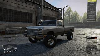 Frog's 1st Gen Dodge Ram