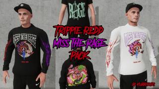 Trippie Redd Miss the rage Pack