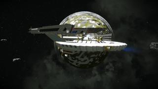 Star Trek - Sirius Escort Frigate