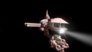 (C.C.I.) Space Pod (Mod)