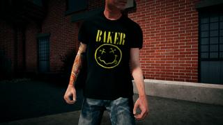 Baker Nirvana T-Shirt