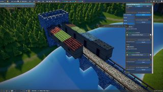 Covered Bridge Set V3