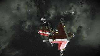 ATLAS Exalibur-Class Destroyer