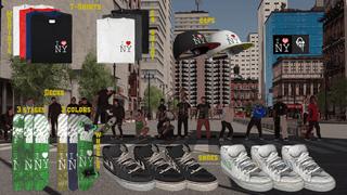 Arnt Shoes - I love NY