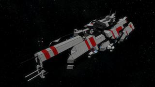 Atlas-class Frigate Mk. I