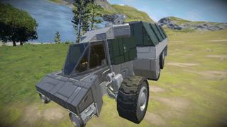 GreenCorp. Wildebeest Scout