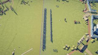 simple battles