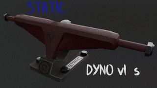 Static Truck Model Dyno v1s