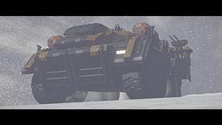 UFS 110 Defender : Convoy Dreadnought
