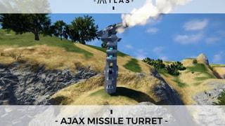 //\\TLAS AJAX MISSILE TURRET
