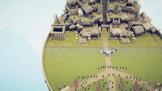 vikings vs ancient city