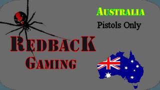 Redback - Pistols Only