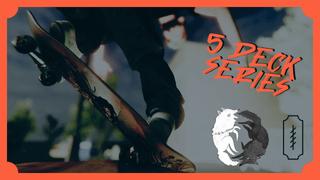 DECKS - Bone Dog Fire Posse - 2 Wolves Series