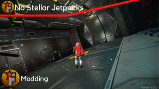 No Space Jetpacks - Wasteland