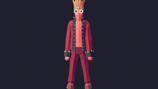 DISATER King