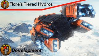 Flare's Tiered Hydros - Development