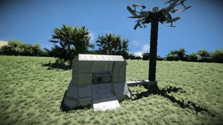 Earth Starter Base