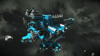 'Predator' Class Flagship