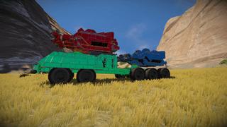 Starter 2x miner and transporter