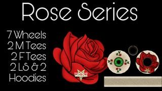 Dishonour Wheels Rose Series 2