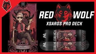 Red Wolf Skateboards - Xsaros Pro Model Deck