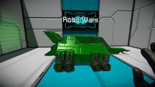Robo Wars Creature