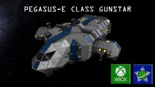 Pegasus-E class - Gunstar
