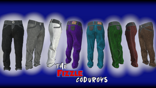 The Fizzle Corduroy Pants