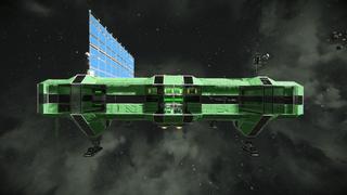 Dubs freighter