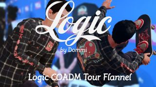 Logic Bobby Boy Custom Quilted Flannel Jacket