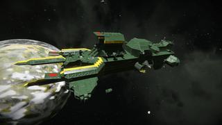 DCGS-Storm Blazer, Destroyer Class