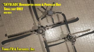Skyblade Helicopter & Plane Propellers
