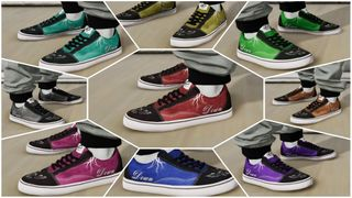 Down Wanz 9 Colors